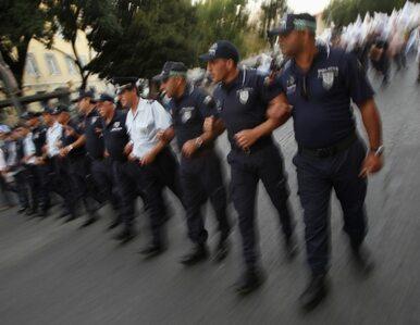 Portugalscy policjanci się zbuntują? Ich szefowie sami ustalali wysokość...