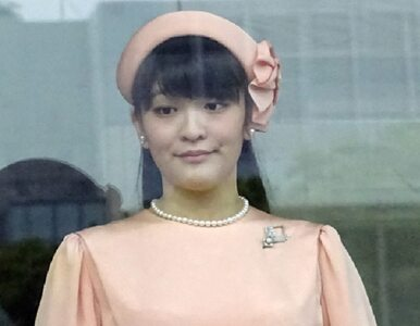 Księżniczka Mako miała zrzec się tytułu. Teraz przekłada ślub