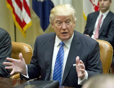 Pierwsze decyzje Trumpa. Podpisał dekret wycofujący USA z umowy TPP