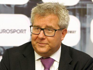 Ryszard Czarnecki o Polsce w UE: Bez nas ta Unia Europejska sczeźnie