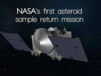 NASA pokazała, jak wygląda asteroida Bennu. Ta ona uderzy w Ziemię...