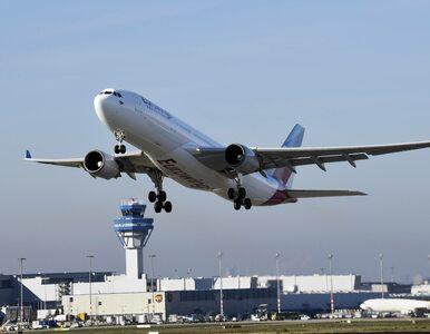 Strajk stewardes Lufthansy. Odwołane loty