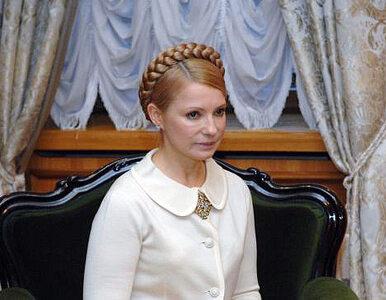 """""""Robią z ukraińskiego narodu debili"""". Tymoszenko aresztowana"""