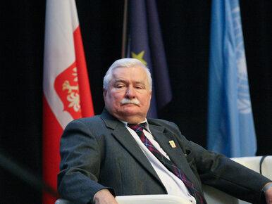 """Zdecydowana reakcja Wałęsy na """"obelżywy hejt"""". Były prezydent ma rzecznika"""