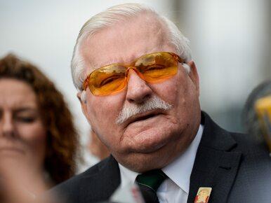 Lech Wałęsa ma 48 godzin, aby przeprosić Piotra Dudę. Chodzi o...