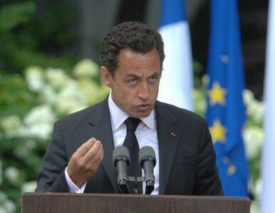 Sarkozy: tylko Francja i Niemcy radzą sobie z kryzysem