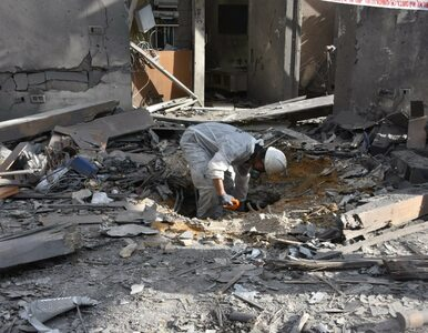 Izrael zbombardował biuro szefa Hamasu. Seria nalotów to odpowiedź na...