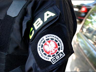 CBA zatrzymało naczelnika skarbówki. Chodzi o korupcję