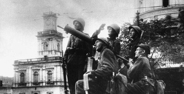 II wojna światowa. Sprawdź, co o niej wiesz!