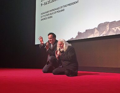 Quentin Tarantino i Robert Richardson opowiedzieli o swojej współpracy....