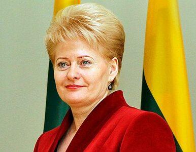 Prezydent Litwy: Kreml finansuje część białoruskiej opozycji