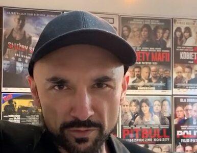 Vega prosi policję, by nie używała granatów na premierze jego filmu....