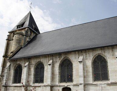Atak na kościół we Francji. Zatrzymano kolejnego podjerzanego