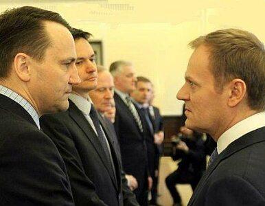 """Polityka Tuska i Sikorskiego to kompletna klapa"""