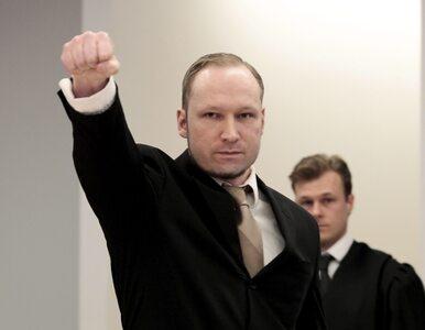 Jeden z ławników chciał śmierci Breivika - już nie będzie go sądzić
