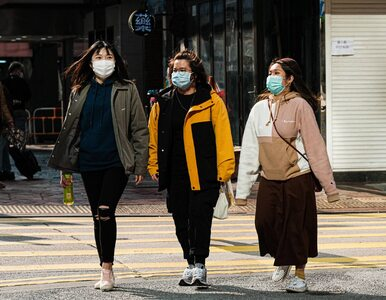 Koronawirus. Polacy próbowali wywieźć z Tajwanu 3946 maseczek ochronnych