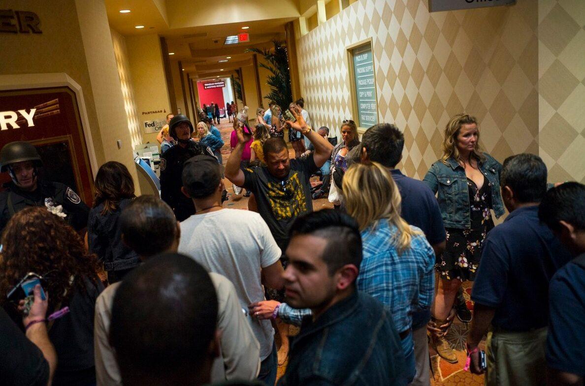 Atak w hotelu Mandalay Bay w Las Vegas