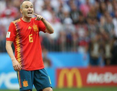 Odchodzą legendy. Iniesta i Pique żegnają się z grą w reprezentacji...