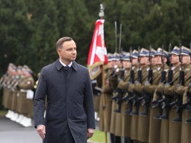 Prezydent Duda do wojskowych: Trzeba mieć odwagę cywilną, żeby rozumieć...