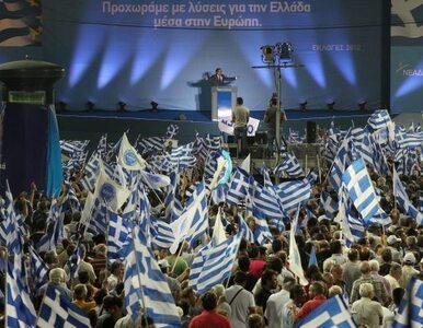 """Grecja wybiera między euro a drachmą. """"Jeśli wybierzecie źle - cofniemy..."""