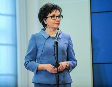 Zmiany w składzie Rady Ministrów. Elżbieta Witek odwołana