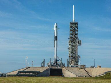 Falcon 9 miał wynieść satelitę studentów Politechniki Warszawskiej....