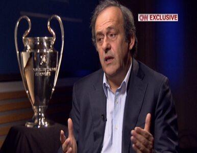 Finał Euro 2020 w Turcji? Tak chce Platini