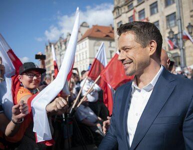 Trzaskowski nie pojawi się na debacie TVP w Końskich. W tym czasie...