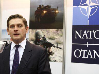 Wiceszef MON ujawnia: przed szczytem NATO były prowokacje Rosjan