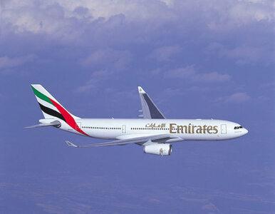 Linie Emirates otworzą piąte połączenie do Pakistanu