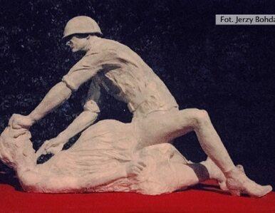 Zarzut dla autora rzeźby żołnierza-gwałciciela