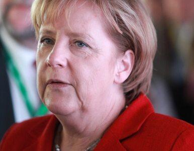 Merkel: Europa nie zaakceptuje rzekomego prawa silniejszego