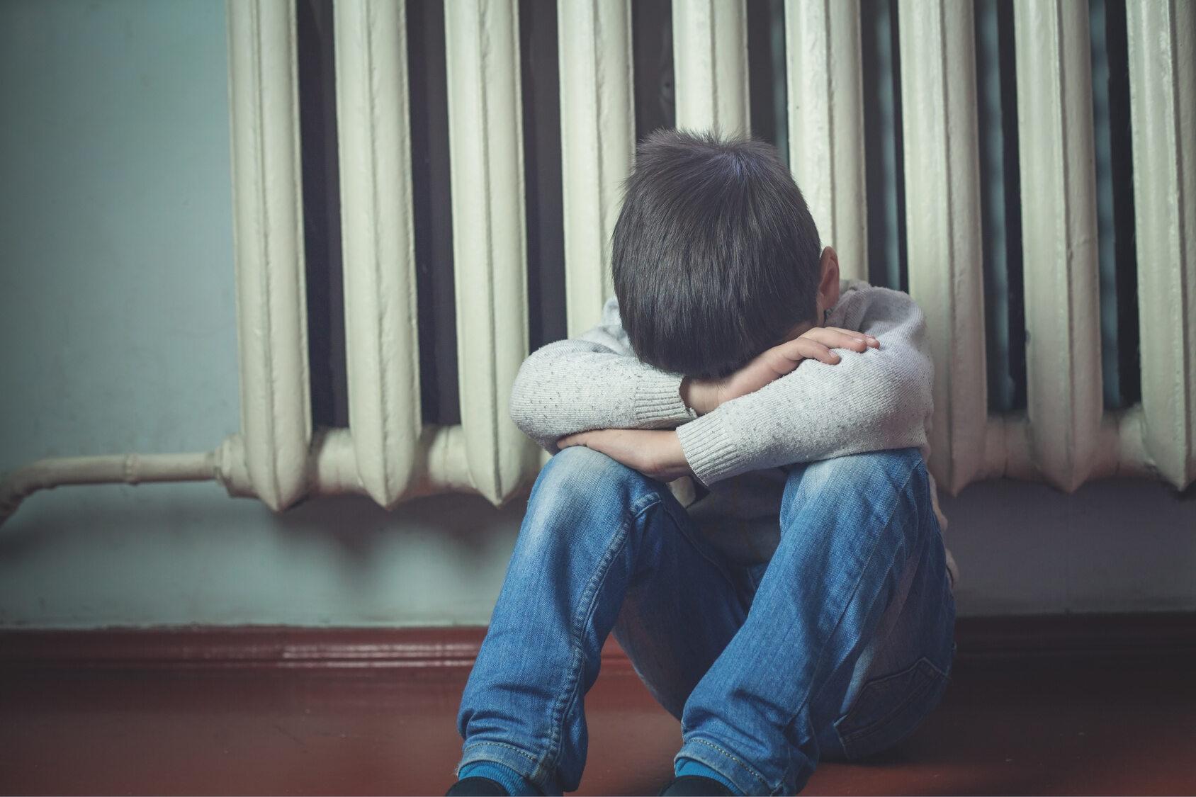 Przemoc wobec dzieci, zdjęcie ilustracyjne