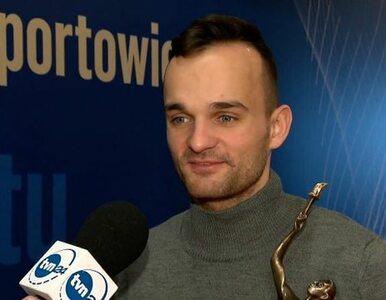 Bartosz Zmarzlik: Towarzyszyły mi takie emocje, jak przy zdobywaniu...