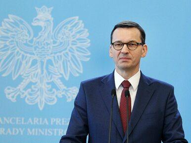 """""""To tak, jakby Niemcy płacili za broń pana Putina"""". Premier Morawiecki o..."""