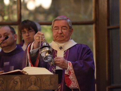 Brudziński o abp. Głodziu: wielebny i szanowany kapłan