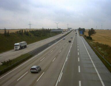 Incydent na A4. Zatrzymano ciężarówkę z nieboszczykiem za kierownicą