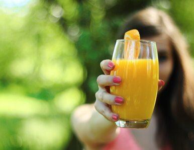 Niesamowite właściwości soku pomarańczowego. O tym mogłeś nie wiedzieć