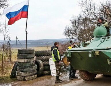 Moskwa blokuje Krym