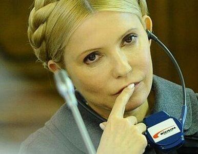 """Tymoszenko ogłasza głodówkę. """"Wybory sfałszowano"""""""