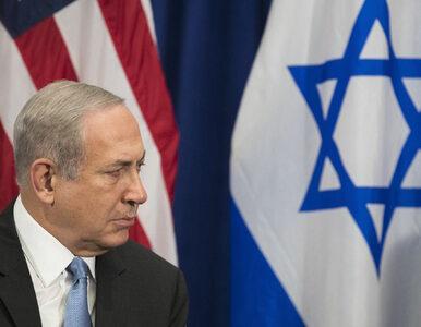 """Premier Izraela chwali pomysł Trumpa. """"Wielki sukces. Wielka idea"""""""