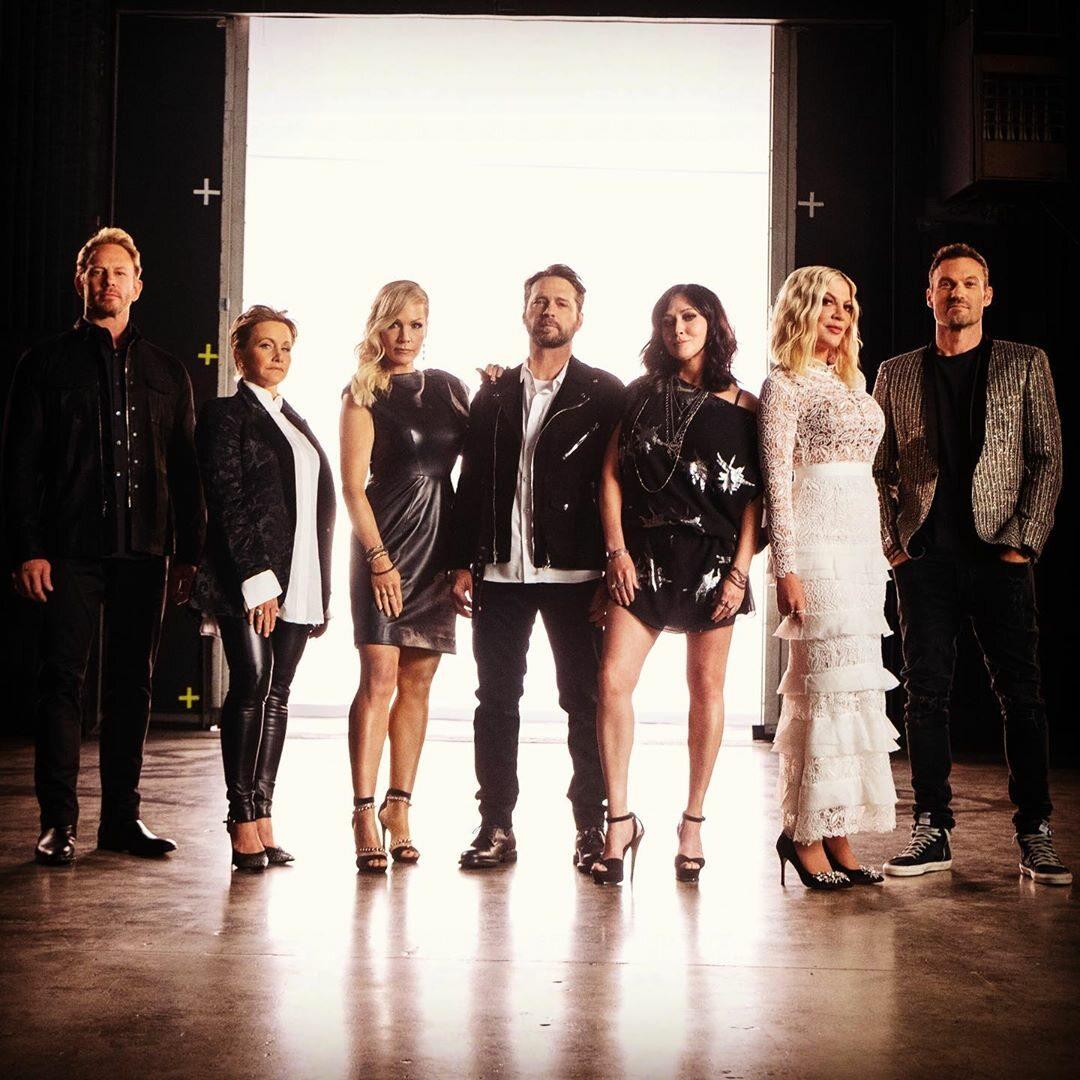 """Obsada """"Beverly Hills 90210"""" w najnowszej odsłonie"""