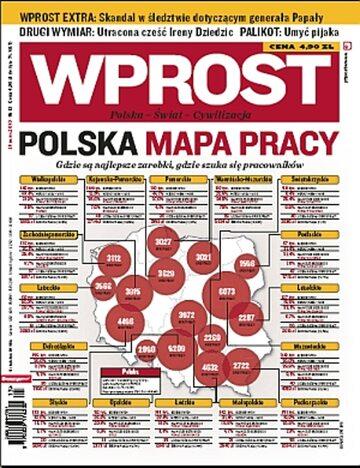 Okładka tygodnika Wprost nr 13/2010 (1417)