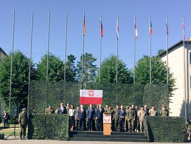 Polski generał obejmie ważną funkcję w strukturach dowódczych NATO