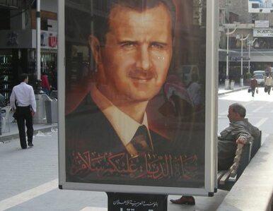 Rosja nie poprze apelu o ustąpienie syryjskiego prezydenta