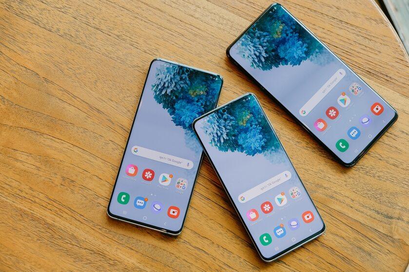 Samsungi Galaxy S20