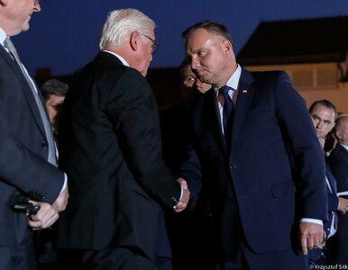 Prezydent Niemiec, po polsku: Chylę czoła i proszę o przebaczenie