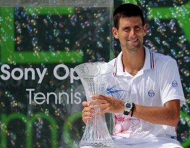 Ranking ATP: w czołówce bez zmian - Djokovic przed Nadalem
