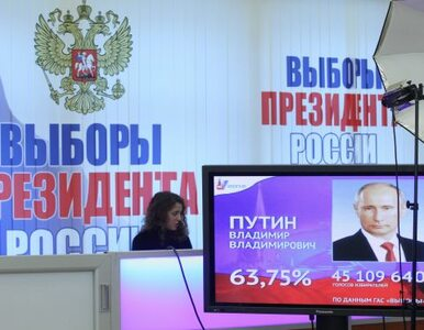 """""""Wygrana Putina nic nie zmienia. I tak rządził Rosją"""""""