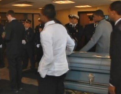 Pogrzeb bohaterskiego 8-latka. Wskoczył w płomienie, żeby ratować dziadka